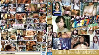 [DSS-176] Amateur Pick-Up Scores!! Harvest Festival Of 30 Carefully Selected Horny Girls 5 Hours - R18