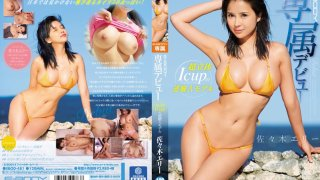 [EBOD-481] E-BODY Exclusive Debut. The Reimported Model With I Cup Tits Eri Sasaki - R18