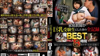 [RVG-042] A Complete Record Of What This Private Tutor Did To His Big Tits Student BEST vol. 2 - R18