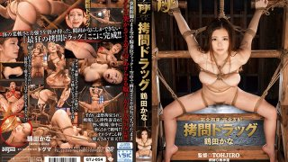 [GTJ-054] Completely Tied Up. Completely Controlled. Torture Drug. Kana Tsuruta - R18
