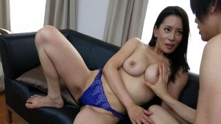 Rei Kitajima is fucked so much by her young neighbour - Japan HDV