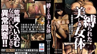 [HOKS-055] Her Beautiful Body, Tied Up In Bondage A Female Editor/A Farmer's Wife/A Married Woman Model/A Company President's Wife - R18
