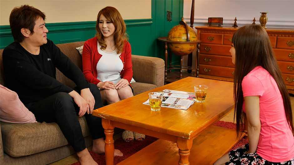 Maki Koizumi fucks her sister's boyfriend so good! - Japan HDV