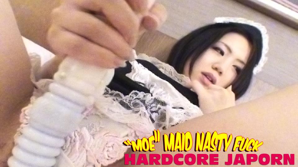 "[4146-328] ""MOE"" Maid nasty fuck! - HeyDouga"