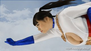 [GHKP-85] A Heroine's Fall From Grace 01 - Power Woman - Umi Mitoma - R18