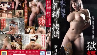 [TAD-019] Bondage Hell The Prey Of The Dark Beast Mion Hazuki - R18