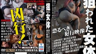 [HOKS-082] Targeted Women's Bodies: Scary Attack Video - R18