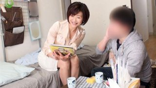[SIROR-019] The Work Of A Rental Mature Woman - The Secret Side Of A Wife That Her Husband Will Never See - FILE NO.19 - R18