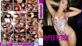 [FLAV-252] HYPER FETISH High Legs Nasty Queen Yuri Honma - R18