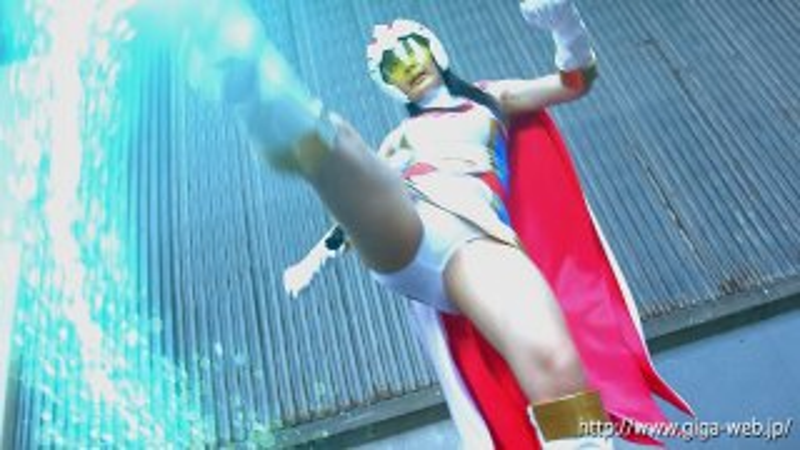 [RYOJ-11] Fallen Heroine Vol. 111: Cyborg Bird Squad Birdswan - Aoi Mizutani - R18