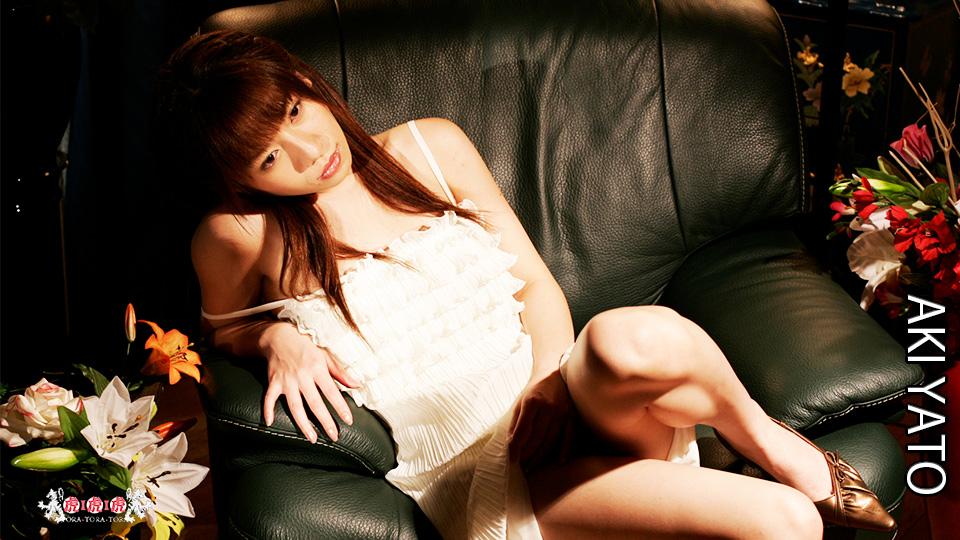 [4207-01969] TORA TORA EVERGREEN Unstoppable Lust Aki Yato - HeyDouga