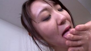 [J99-061B] The Lady Next Door With Beautiful Skin And Gorgeous, Big Tits Is Great In Bed Starring Nozomi Hara The Wet Mat Lover Edition - R18