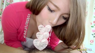 [4132-066] A cute female college student who is a little shy and shy! ♡ Lots of semen is released with a - HeyDouga