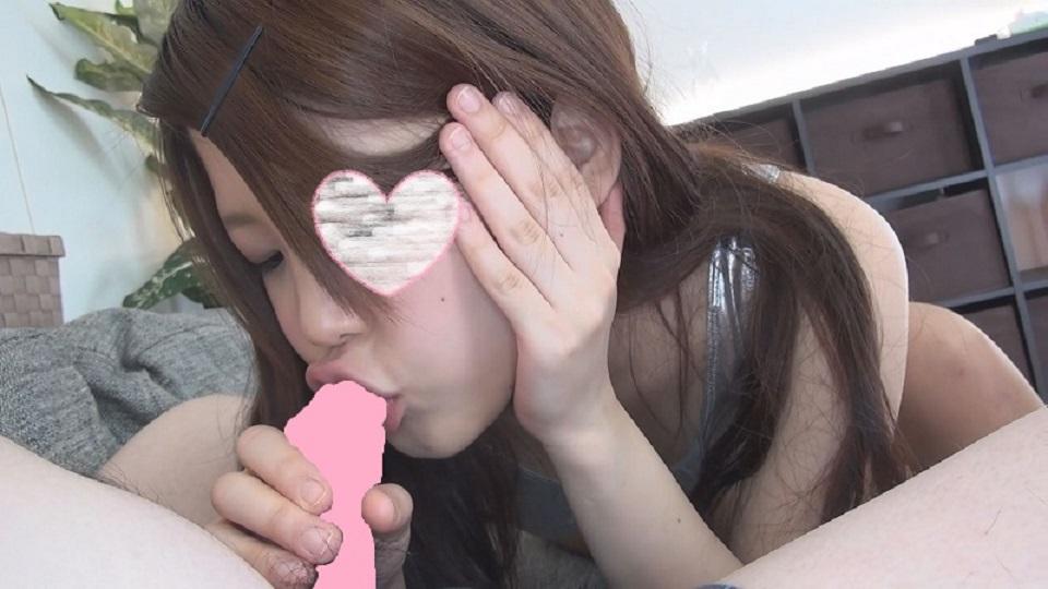 [4140-093] Female college student who is super cute blow job - HeyDouga