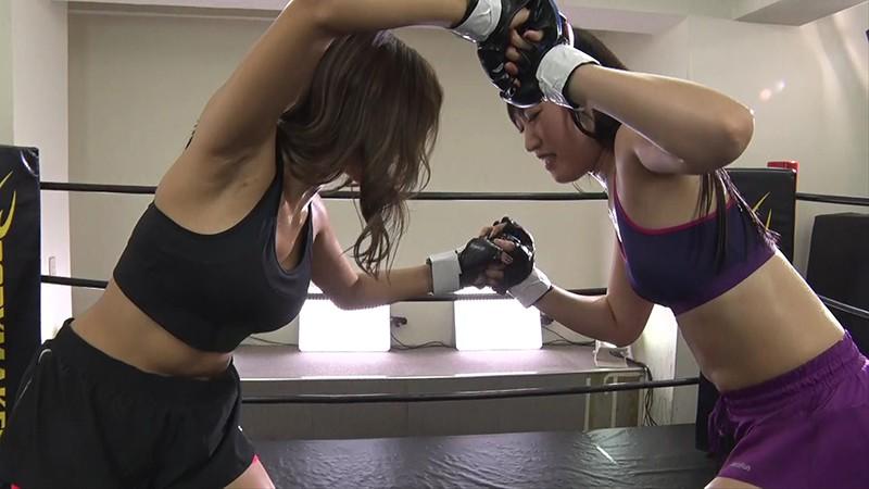 [FS-001] Moaning Mixed Martial Arts, Kickboxing Aisha Yuzuki Vs Himari Ogawa - R18