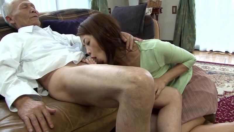 [J99-112A] Sex Under The Same Roof Grandpa Fucked My Wife Too Maki Hojo - R18
