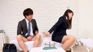 [DVDMS-672] A Normal Boys And Girls Focus Group Adult Video These Male And Female Colleagues Are Locked In A Room And They Won't Be Let Out Until They Can Produce 20ml Of Semen! In Order To Get Their Male Colleagues To Cum, These Female Employees Are Bashfully Trying Every Trick In The Book -- A Handjob, Glory Hole Masturbation, A Blowjob, And Sex! No Matter How Many Times They Ejaculate Them, These Rock Hard Cocks Aren't Going Down Without A Fight, And As They See How Much Massive Cum They're Spitting Out, They Find Themselves Getting Wetter, And Wetter ... - R18