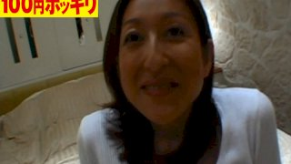 [100YEN-180] Adultery With My Wife's Mother In Our Home! 60-Year-Old Mother-In-Law Is A Surprisingly Erotic Older Woman! I Came Inside During Doggy Style - R18