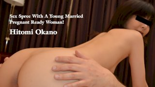 Sex Spree With A Young Married Pregnant Ready Woman! - HEYZO